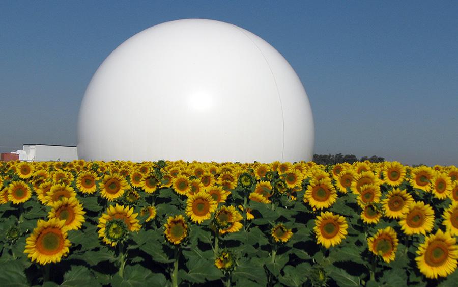 CHILL dome
