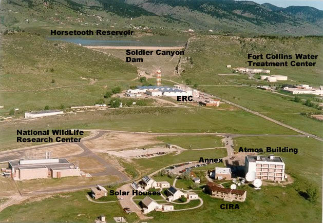 CSU Foothills Campus