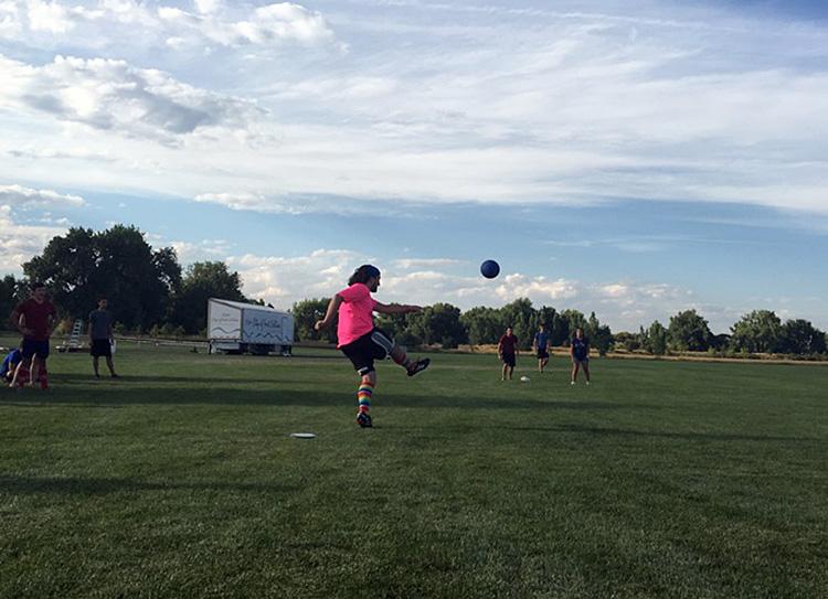 2016 Atmos Olympics - kickball