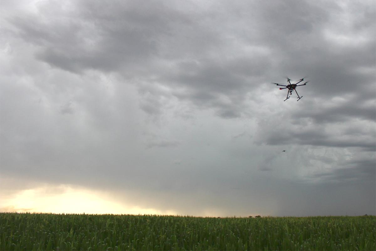 C3LOUD-Ex drone