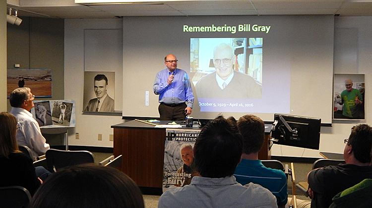Jeff speaks at Gray memorial