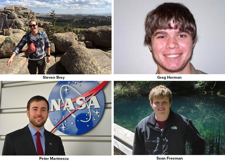 2015 NSF fellowship recipients