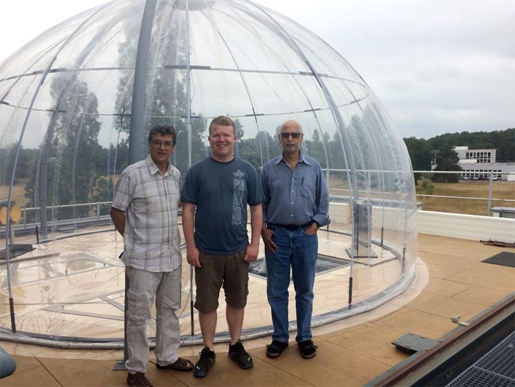 Abdelwahid Mellouki, Jared Brewer and A. R. Ravishankara