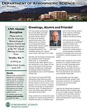 Department newsletter thumbnail