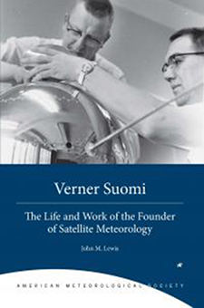Verner Suomi book cover