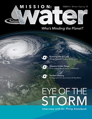 Mission:Water cover