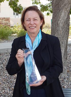 2017 Distinguished Alum Maria Silva Dias