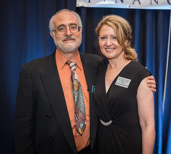 Stuart Tobet and Sonia Kreidenweis