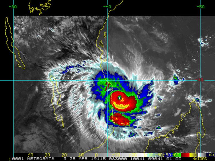 Tropical Cyclone Kenneth