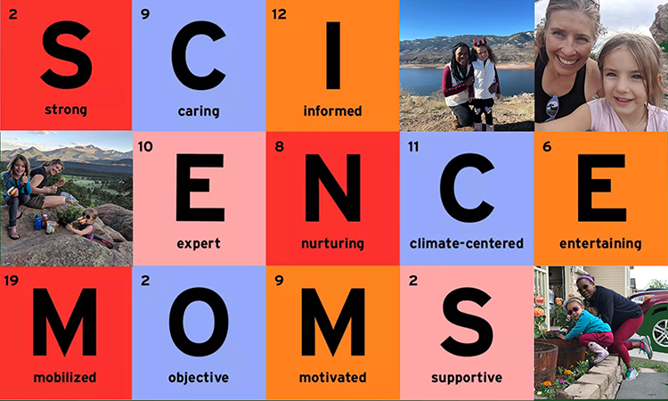 Science Moms composite image