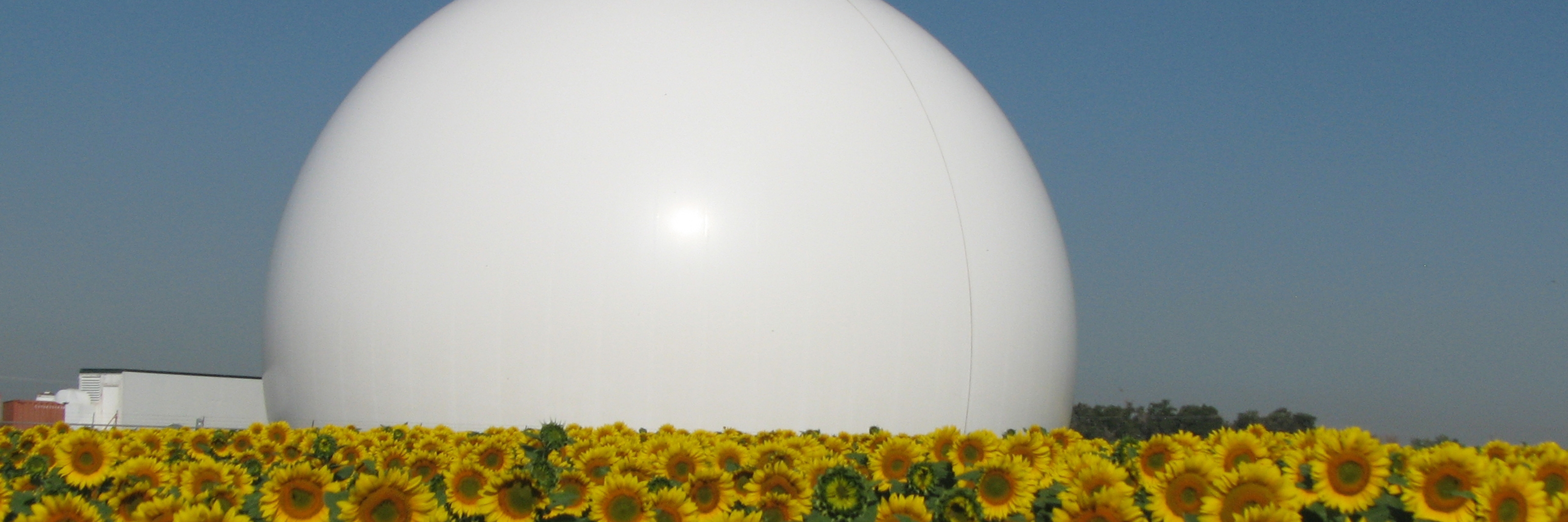 CHILL National Radar Facility dome